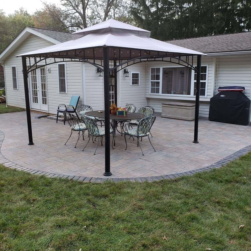 Outdoor Patio Areas